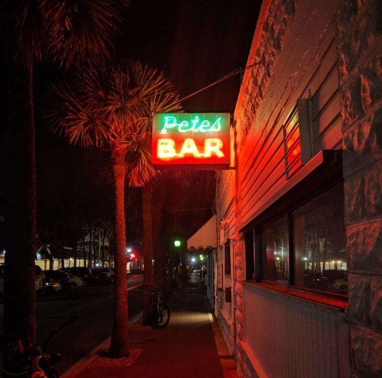 Jacksonville: Beaches Dive Bar Crawl (Local Edition)